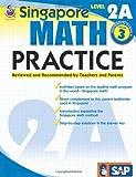 Singapore Math Practice, Level 2A, Grade 3