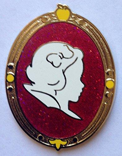 Disney Pin 102160: Princess Cameo Mystery Pin - Snow White Pin