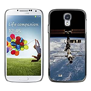 PC/Aluminum Funda Carcasa protectora para Samsung Galaxy S4 I9500 Iss Space Station / JUSTGO PHONE PROTECTOR