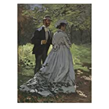 "Claude Monet Bazille and Camille: Decorative Notebook + Journal (8.5"" x 11"")"