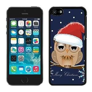 Best Buy Design iphone 6 plus PC Case Christmas Owls Black iphone 6 plus Case 3