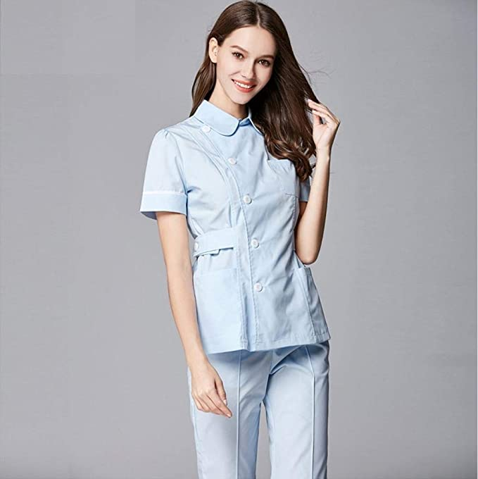 Enfermera Meidcal Scrub Suit Hospital Ropa quirúrgica Doctores ...