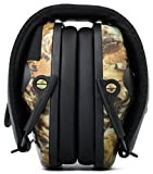 Sound Amplification Electronic Shooting Earmuff