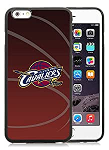 New Custom Design Cover Case For iPhone 6 Plus 5.5 Inch Cleveland Cavaliers 11 Black Phone Case