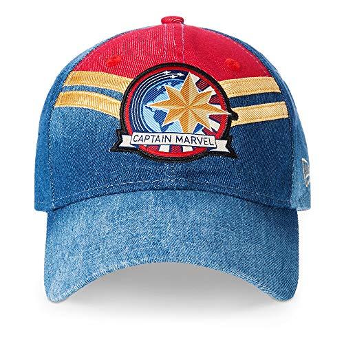 Marvel Captain Marvel Baseball Cap for Adults by New Era Multi