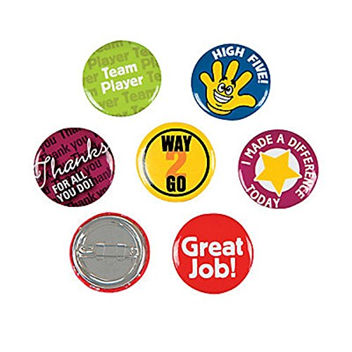 Fun Express LYSB009DPQHLE ELECTRNCS Recognition Buttons