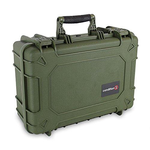 Green Plastic Case - Condition 1 18