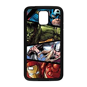 Marvel comic Samsung Galaxy S5 Cell Phone Case Black 8You300596