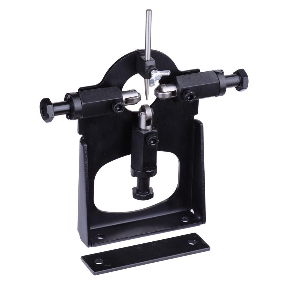 GHP Black 9.25''x7.99'' Adjustable Nlade & Roller Copper Wire Cable Stripping Machine