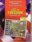 Call to Freedom, Holt, Rinehart and Winston Staff, 003065789X