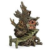 "Miniature Fairy Garden ""Mystic Marsh Swamp Shack"" House Review"
