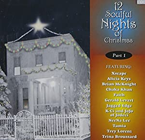 Various Artists, Alicia Keyes, Brian McKnight, Xscape - 12 Soulful ...