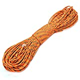 100ft Type III 7 Strand Core Paracord 550 Parachute (83#...