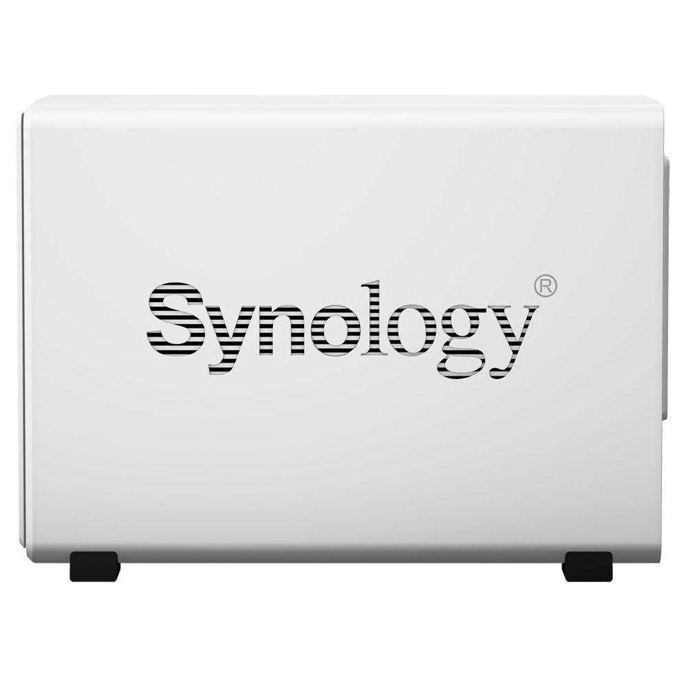 Synology DiskStation DS215j 2 Bay Desktop NAS Enclosure