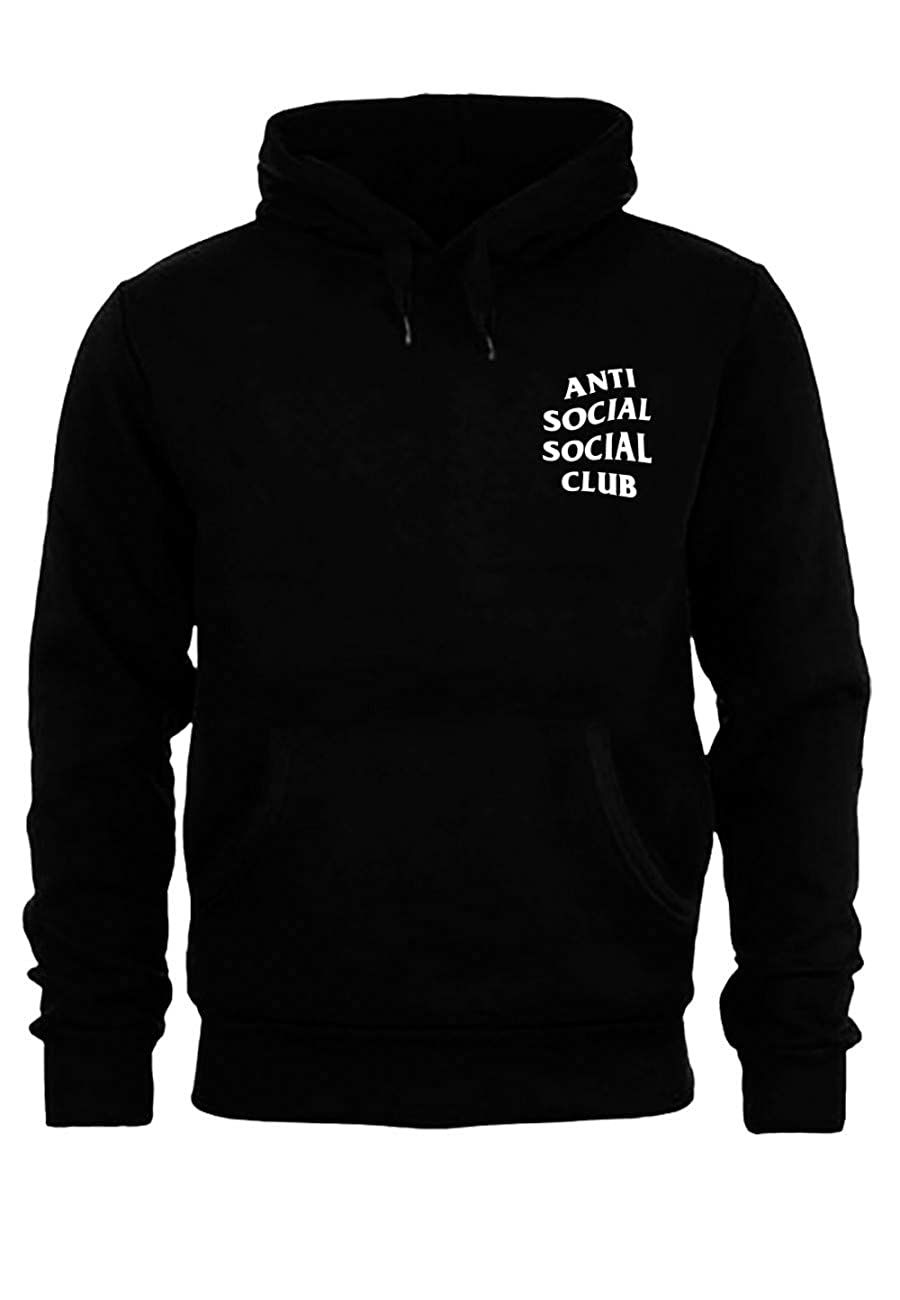 Anti Social Social Club - Sweat Capuche Mind Games Magic custom 3905