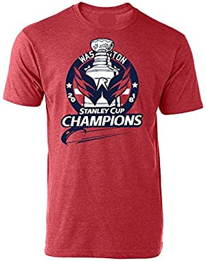 Washington Stanley Cup Champions T-Shirt