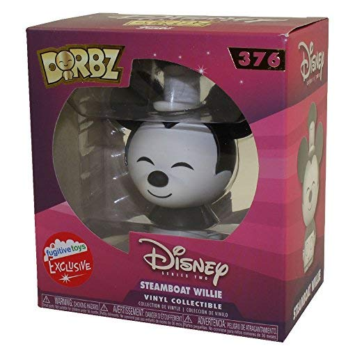 (Funko Disney Steamboat Willie NYCC Fugitive Toys Exclusive)