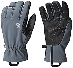 Mountain Hardwear Torsion Insulated Glove - Men's Graphite Medium