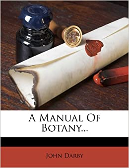 Book A Manual of Botany...