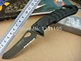 FOX PA42D 440C blade outdoor survival folding knife tactcial rescue hand tools knife 0053