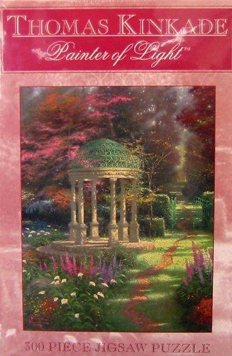 Thomas Kinkade 300pc. Puzzle-The Garden of Prayer by Ceaco