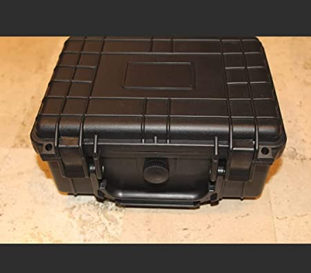 Magnetic Stash Box 190lbs Pull Force Deep Secret Under Car Compartment