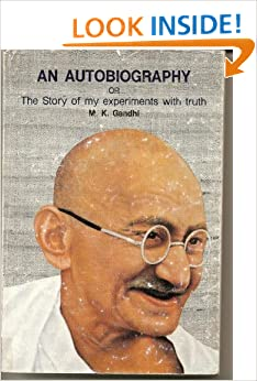 autobiography of m k gandhi Extracts from this document introduction mk gandhi: an autobiography - my experiments with truth gandhi's autobiography is in many ways unconventional and.