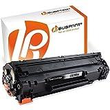 Bubprint Toner kompatibel für HP CE285A 85A CE285X für Laserjet Pro M1100 M1132 M1136 M1200 M1212NF M1217NFW MFP P1102W P1108 P1109W Schwarz 2.100 Seiten