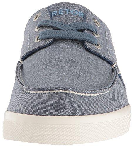 Tretorn Men's Motto Boat Shoe Blue sale geniue stockist discount big sale clearance discount buy cheap websites pick a best cheap price fXYZ3yRsmc