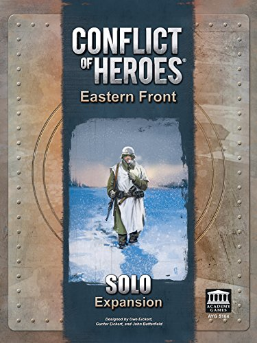 (Conflict of Heroes: Eastern Front Solo Expansion)