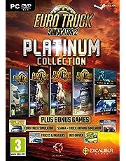 Euro Truck Simulator 2 (Platinum Collection) (PC)