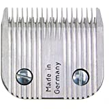Moser Max 45 + Class 45 Edelstahl - Wechselschneidsatz, 5mm. Passend für die Modelle: Moser 1245, 1225, 1221, 1247, 1253