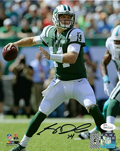 - Sam Darnold New York Jets Quarterback Autographed