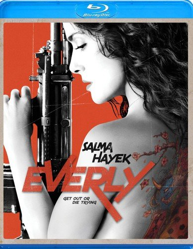 Blu-ray : Everly (Blu-ray)