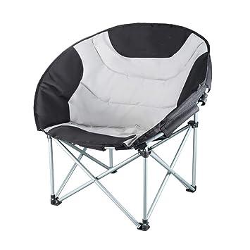 LLSZ Silla plegable, sillas para acampar, silla de viaje ...
