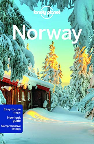 Lonely Planet Norway (Travel Guide) (Best Sim Card Plans Australia)