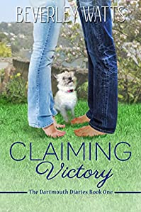 Claiming Victory: A Romantic Comedy by Beverley Watts ebook deal