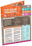 img - for Close Reading Fundamentals (Quick Reference Guide) book / textbook / text book