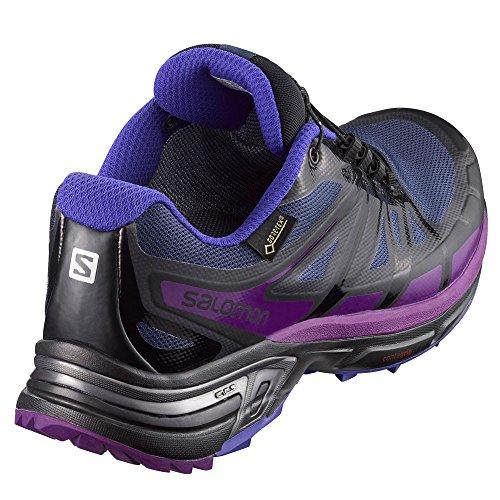 Salomon Tex Laufschuhe Trail SS17 Pro Women's Wings Gore Black 2 IrrHqCw