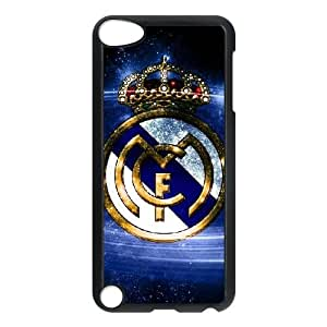 Real Madrid iPod Touch 5 Case Black DIY Gift xxy002_0353169