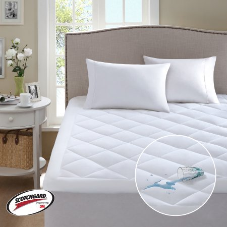 comfort-classics-3m-scotchgard-harmony-waterproof-mattress-pad-size-cal-king