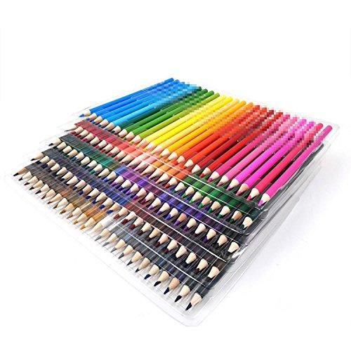 120色木製色鉛筆for Artist Painting Oilカラー図面スケッチアート鉛筆学生スクールひな形Suppliesの商品画像