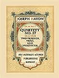 Haydn, Joseph : String Quartett No. 57 in G Dur, Op. 54, No. 1