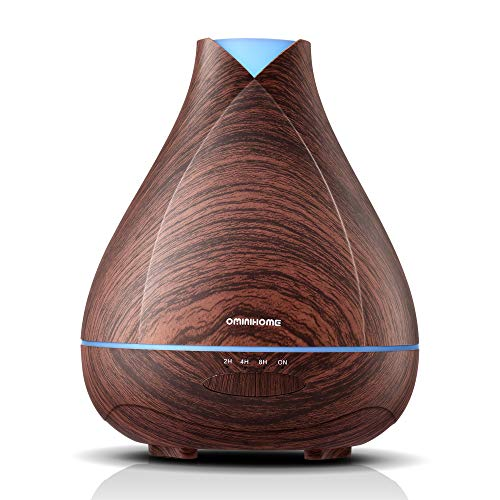Aromatherapy Essential Oil Diffuser 530ml Cool Mist Ultrasonic Fragrance Scent Air Humidifier Wood Grain 18 Hours Aroma Room Diffuser with 7 Color Quiet Auto Shut Off for Home/Bedroom/Office 51zEcSoU6uL organic linens Home page 51zEcSoU6uL