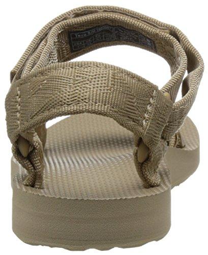 Sandalen W beige Sport Universal Teva Outdoor Damen amp; braun Original f6wx0aq1