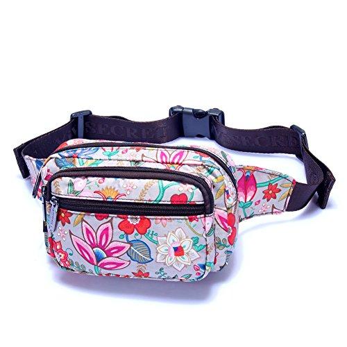 Carteras de damas/Pecho de deportes al aire libre con estilo Pack/bolsa impermeable/paquete de ocio-19 11
