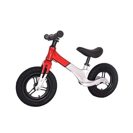 Bicicleta de Equilibrio Equilibrio para Niños Sin Pedal Andador ...