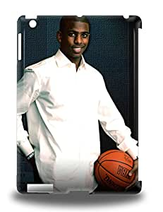 NBA Los Angeles Clippers Chris Paul #3 Fashionable Phone 3D PC Case For Ipad Air With High Grade Design ( Custom Picture iPhone 6, iPhone 6 PLUS, iPhone 5, iPhone 5S, iPhone 5C, iPhone 4, iPhone 4S,Galaxy S6,Galaxy S5,Galaxy S4,Galaxy S3,Note 3,iPad Mini-Mini 2,iPad Air )