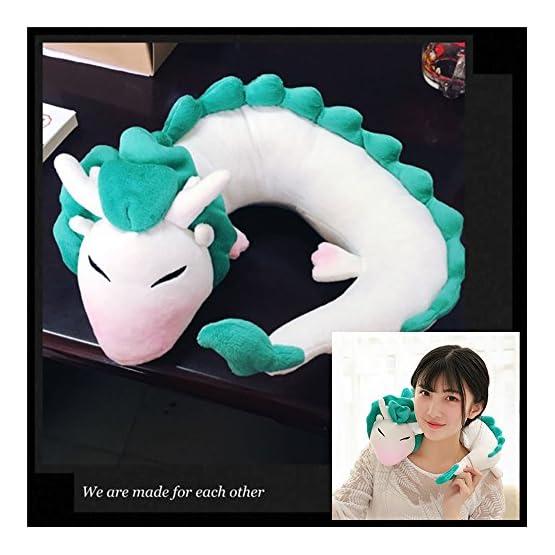 Haku Plush - River Spirit Dragon | Spirited Away Plushie 5