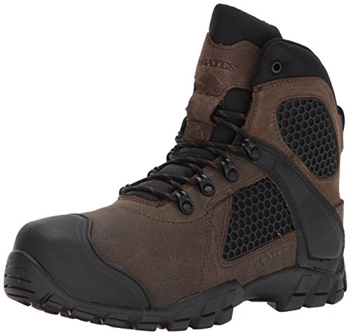 Bates Men's Shock FX Military and Tactical Boot, Canteen, 08.0 M US